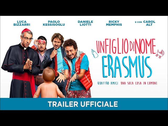 Anteprima Immagine Trailer Un figlio di nome Erasmus, trailer ufficiale