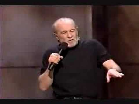 voting - George carlin speaks the truth, Voting Is another way to keep you in a closed distracted bubble... no Offensive words please.