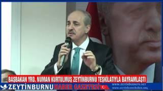 AK Parti Zeytinburnu Teşkilatında Kurban Bayramı