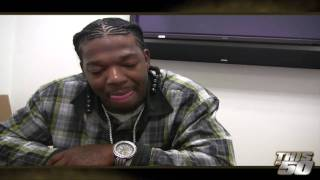Thisis50 Sat With B.G. He talks about how he became street oriented, speaks on his past drug use, how he became a rapper, ...