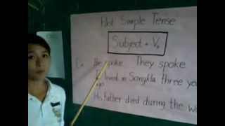 Present Perfect Tense And Past Simple Tense