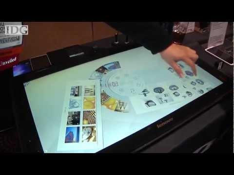 Lenovo debuts three new Windows 8 tablets