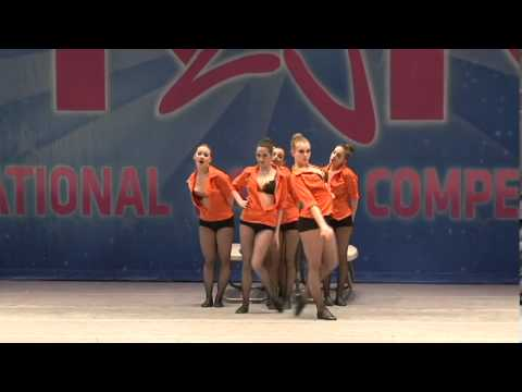 """Cell Block Tango"" -  BETH FOWLER SCHOOL OF DANCE  (Chicago, IL)"