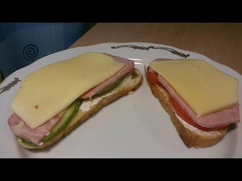 Как сделать самой бутерброды 501