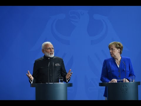 PM Modi's Speech at the Joint Press Statements in Berlin, Germany
