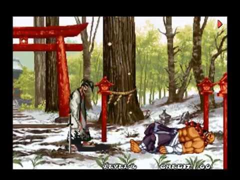 Ninja Master Haoh Ninpo Cho – 1Credito / Arcade Retro # 8