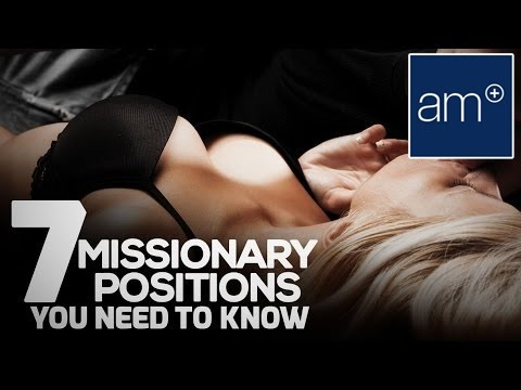 Video 7 Missionary Positions You Need To Know | Quickies download in MP3, 3GP, MP4, WEBM, AVI, FLV January 2017