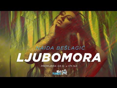 Ljubomora - Naida Bešlagić - nova pesma i tv spot