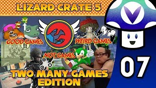 Vinny streams The Lizard Crate live on Vinesauce! ▻ http://bit.ly/lizardcrate-wiki Subscribe for more Full Sauce Streams ...