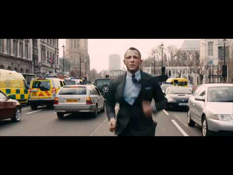 007 Skyfall - Official Movie Trailer HD