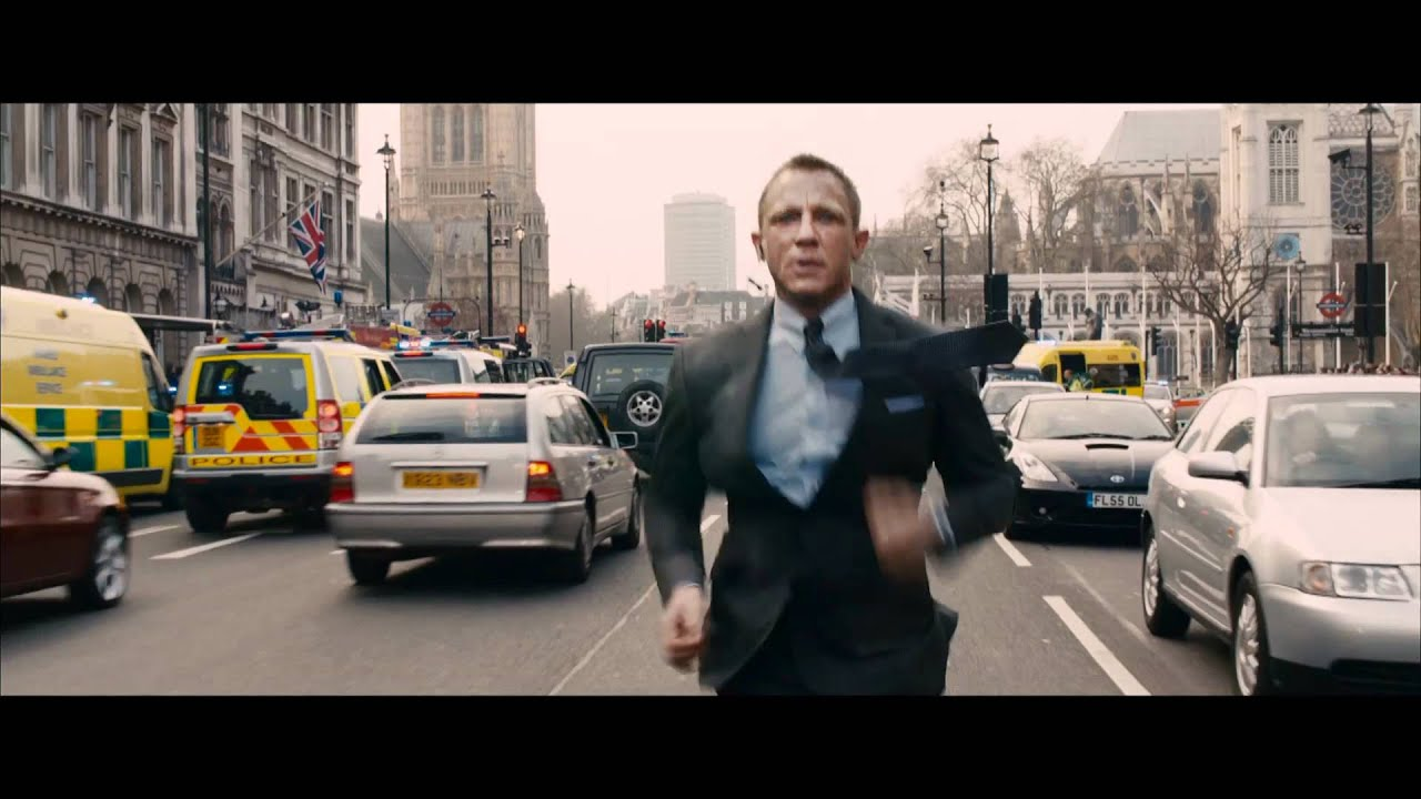 Movie Trailer:  Skyfall (2012)