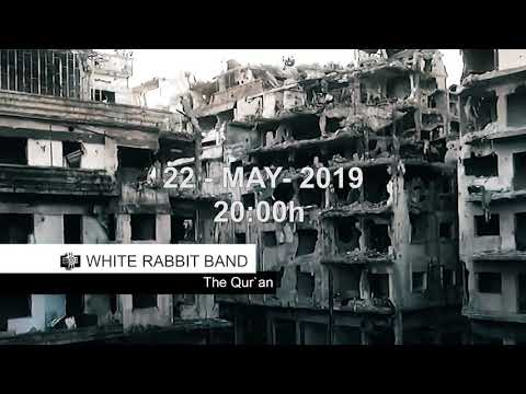 WHITE RABBIT BAND: 'The Qur'an' premijerno 22. maja