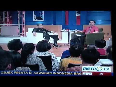 Kick Andy with Krisbiantoro n IKCC - Video3