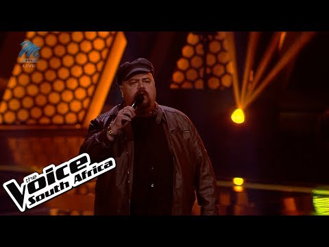 Fatman - As Musiek Begin Speel | The Live Show Round 4 | The Voice SA