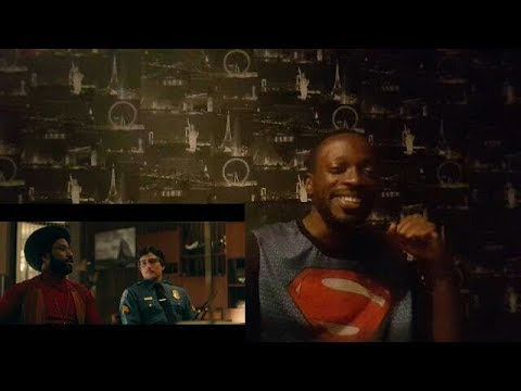 BlacKkKlansman Trailer #1 (2018) - REACTION!!