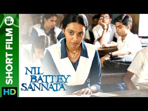 Nil Battey Sannata | The New Classmate | Short Film