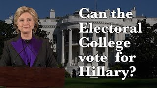 Following the 2016 Presidential election a Change.org petition started circulating on social media calling for the Electoral College ...