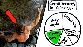 How to Create a Good Day : Conditioning for Climbing Hard | Part 3 by Mani the Monkey