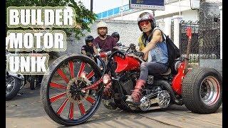 Video Mengenal Om Bingky dan Biker Station [OtoVLog] MP3, 3GP, MP4, WEBM, AVI, FLV November 2018