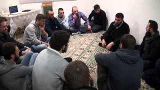 Momente nga Seminari i mbajtur në Ulm të Gjermanisë 2013 - Bekir Halimi, Enes Goga, Ahmed Kalaja
