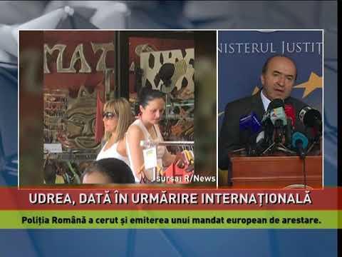 Cerere de urmărire internaţională și mandat european de arestare pe numele Elenei Udrea