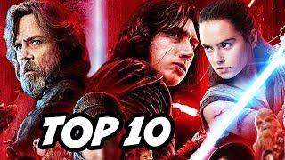 Video Star Wars The Last Jedi TOP 10 WTF Questions - Snoke, Luke Skywalker, Rey's Parents MP3, 3GP, MP4, WEBM, AVI, FLV Desember 2017