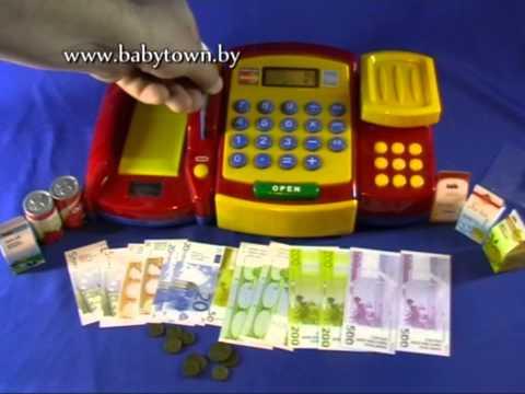 Как сделать игрушечные деньги видео