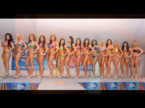 St Louis Hooters Bikini Contest 2013