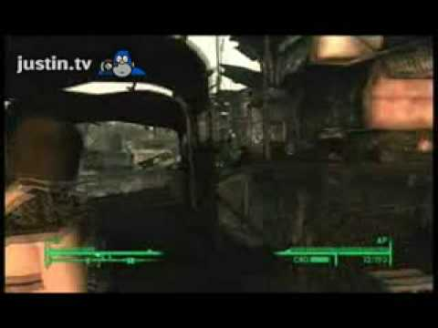 Fallout 3- hacking Moriarty's pc