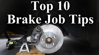 Download Youtube: How to Replace Brake Pads and Rotors Top 10 Brake Job Tips
