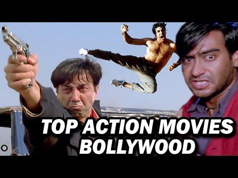 Top Action Movies Bollywood    Ajay Devgan, Sunny Deol, Akshy kumar    Action Scenes