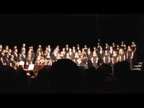 O, My Luve's Like a Red, Red Rose - Cherry Hill East Singers