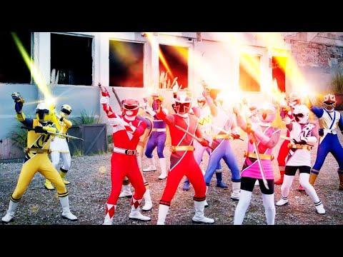 Dimensions in Danger!!!   Super Ninja Steel   Power Rangers Official