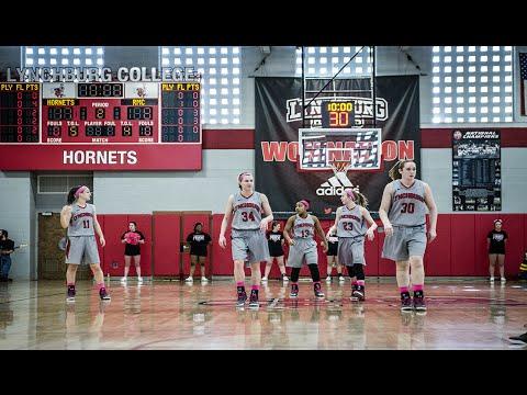 Lynchburg Women's Basketball vs Randolph Macon