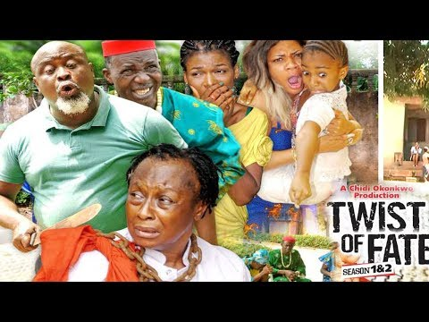 TWIST OF FATE SEASON 1 - NEW EXCLUSIVE MOVIE PATIENCE OZOKWOR 2018 LATEST NIGERIAN NOLLYWOOD MOVIE