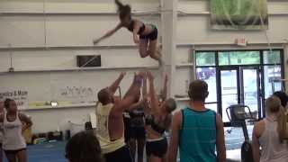 Download Lagu Cheer Extreme Beach Camp 2013 Senior Elite Kernersville & SSX Raleigh Mp3