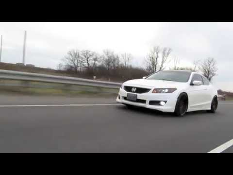 DJ's Slammed Honda Accord | Ground Level Society