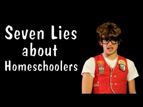 Seven Lies about Homeschoolers, by Blimey Cow