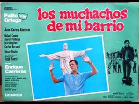 Palito Ortega (  Los muchachos de mi barrio ) 1969 pelicula