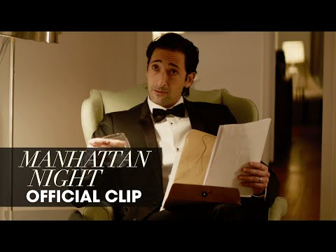 Manhattan Night (Clip 'A Mystery')