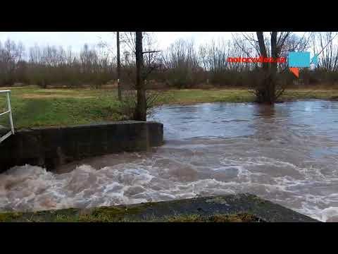 Novobydžovsko  a i dnes se řeka Cidlina drží na 1. povoď. stupni