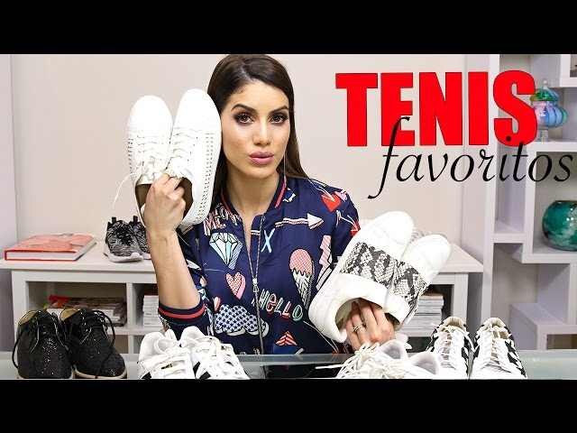 Tennis Favoritos! - Super Vaidosa