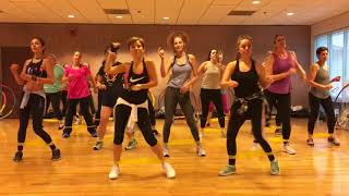 "Video ""HAVANA"" Camila Cabello - Dance Fitness Workout with Resistance Bands Valeo Club MP3, 3GP, MP4, WEBM, AVI, FLV November 2018"