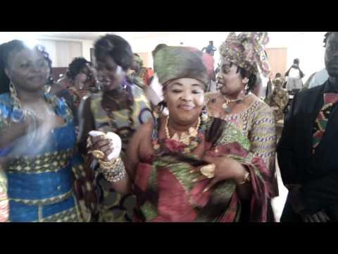 Ntoma Dance Birmingham (видео)