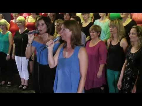 Benefizkonzert Tuesday Singers (The Rose)