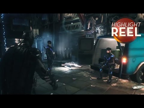 batman-arkham-knight highlight-reel kotaku-select rocket-league watch-this