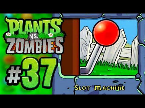 Plants vs. Zombies | Mini Games: Slot Machine (iOS Gameplay Walkthrough)