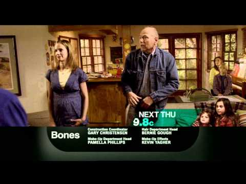 Bones 6.12 (Preview)