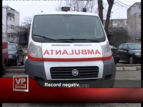 Record negativ