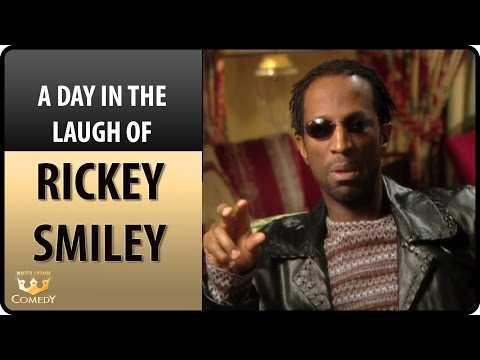 """A Day In The Laugh of Rickey Smiley"""